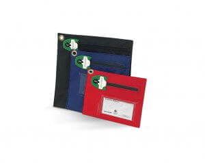 Key wallets in various colours