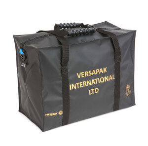 Sealed transport bags