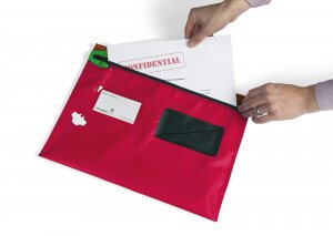 Secure Document Mailer being used