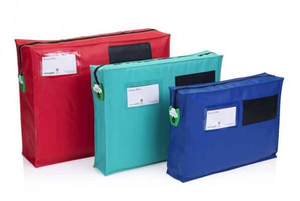 حقائب البريد الكبيرة ZG من شركة Versapak