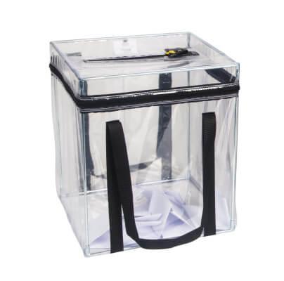 Logística segurança - Urna de voto
