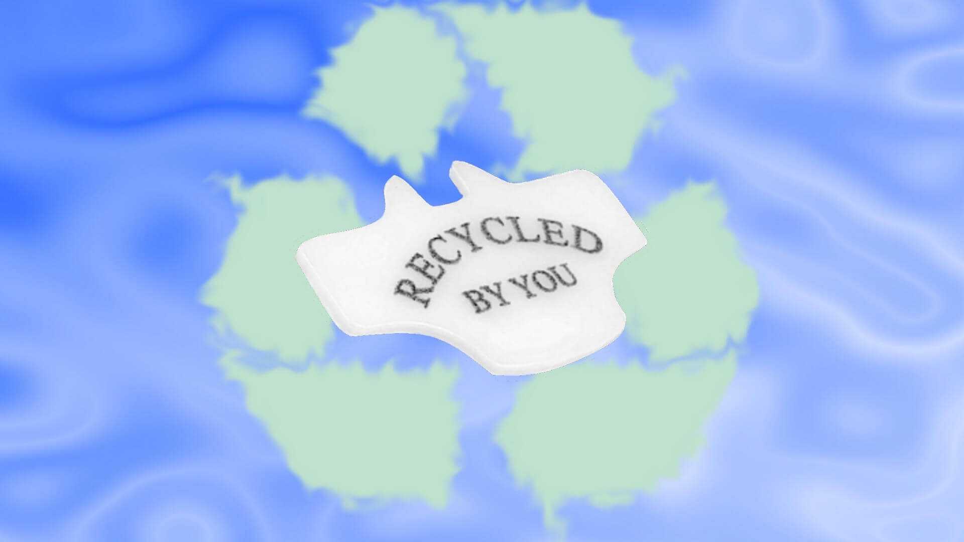 Recycled by you security seal EN