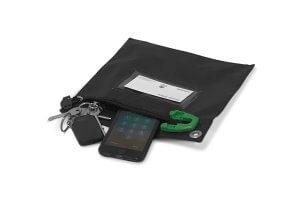 Key Wallet in use