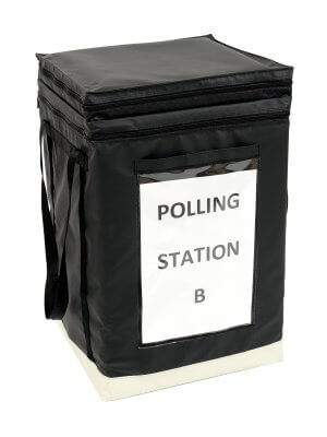 Versapak Full Sized Ballot Box
