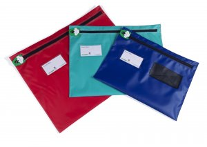 Versapak VCF and CVF flat document wallets